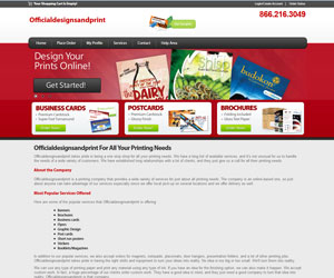 OfficialDesignsAndPrint.com