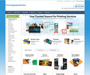 PrintingToPerfection.com